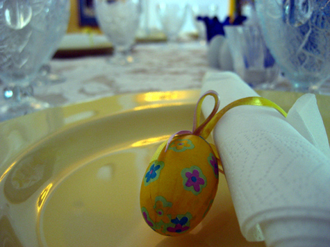 Eastertable